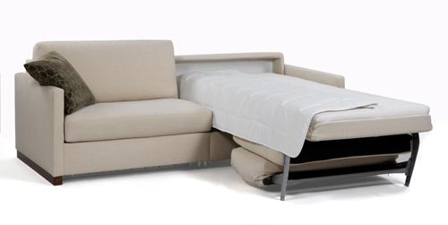 ein schlafsofa mit zwei separaten matratzen wenn man. Black Bedroom Furniture Sets. Home Design Ideas
