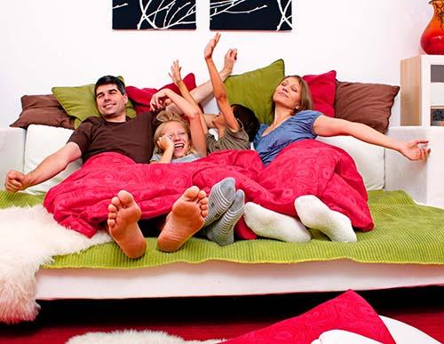 schlafsofa vergleich familie traumsofas blog kreative raumkonzepte wohnideen. Black Bedroom Furniture Sets. Home Design Ideas