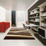Schrankbett für die Kanzlei
