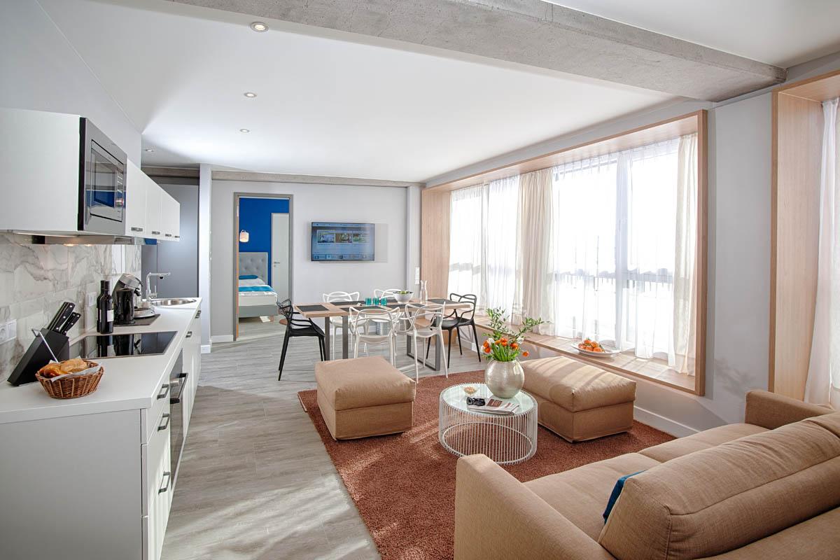 mloft-apartments-muenchen (9) - Traumsofas-Blog - Kreative Raumkonzepte & Wohnideen