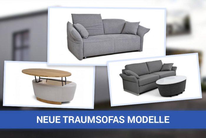 Neue Traumsofa Modelle