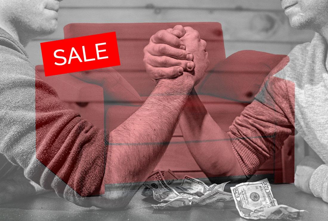 Mondpreise Möbelbranche Rabatte