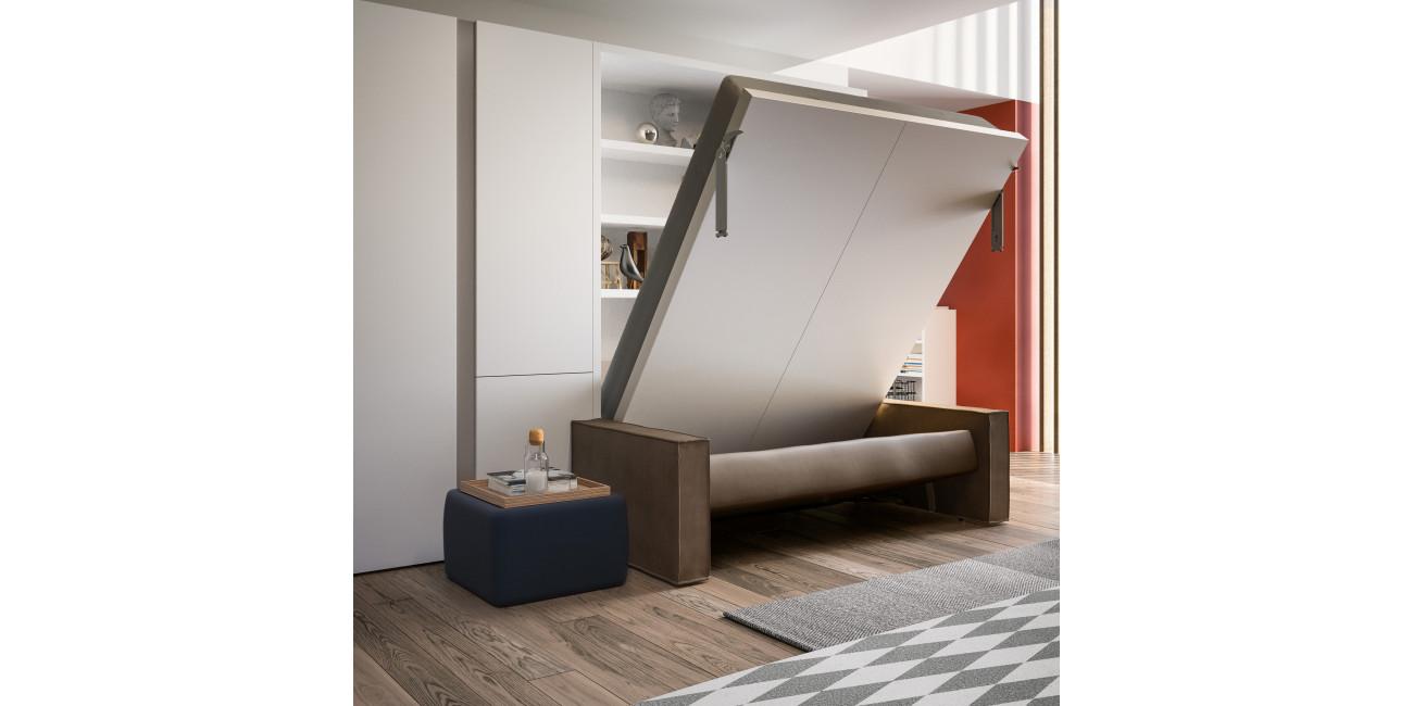Schrankbett Penelope 2 mit Sofa direkt beim Hersteller kaufen