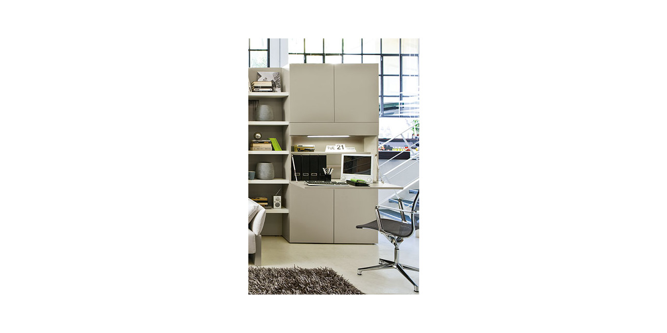 Schrankbett Home Office 220