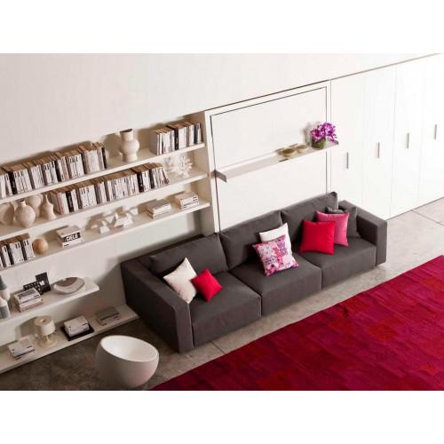 schrankbett swing mit relaxversion online kaufen direkt beim hersteller traumsofas. Black Bedroom Furniture Sets. Home Design Ideas