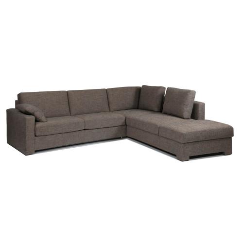 nova mit anstellelement und abschlusshocker online kaufen direkt beim hersteller traumsofas. Black Bedroom Furniture Sets. Home Design Ideas