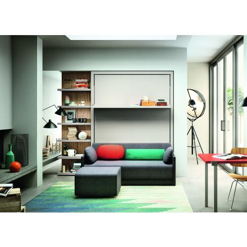 schrankbett oslo 173 online kaufen direkt beim hersteller traumsofas. Black Bedroom Furniture Sets. Home Design Ideas