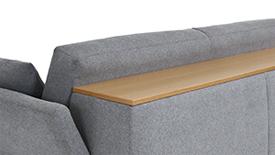 Bed Box Ablage Buche
