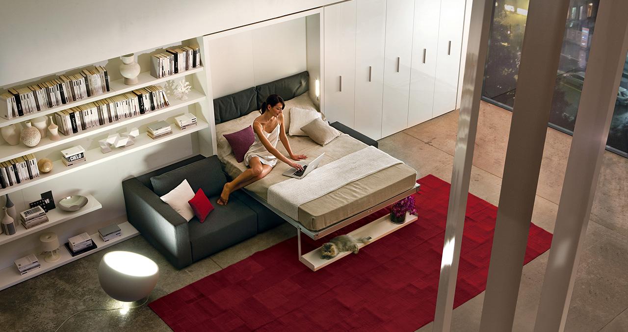 Schlafsofas, Bettsessel und Schrankbetten online kaufen direkt beim ...